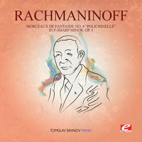 Rachmaninoff - Morceaux de Fantaisie 4 / Polichinelle in F-Sharp