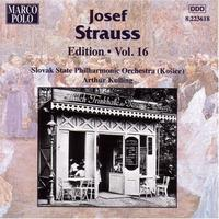 J. STRAUSS - Edition 16