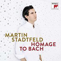 Martin Stadtfeld - Homage To Bach