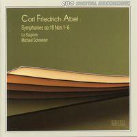 C.F. ABEL - Symphonies 1-6