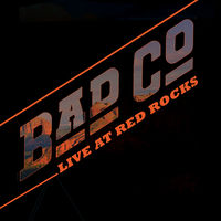 Bad Company - Live At Red Rocks [CD/DVD]