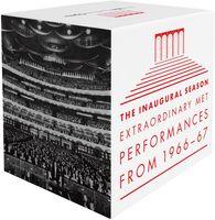 Metropolitan Opera - Inaugural Season: Extraordinary Met Performances