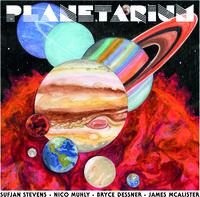 Sufjan Stevens, Bryce Dessner, Nico Muhly, James McAlister - Planetarium [LP]