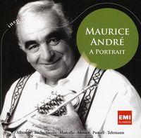 Maurice André - Portrait