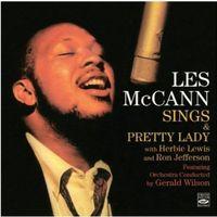 Les Mccann - Les Mccann Sings/Pretty Lady [Import]
