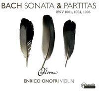 Enrico Onofri - J.S. Bach: Sonata & Partitas