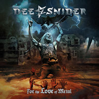 Dee Snider - For The Love Of Metal [LP]