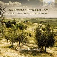 Cristiano Porqueddu - Novecento Guitar Preludes