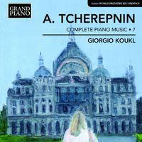 Giorgio Koukl - Comp Piano Works Vol 7