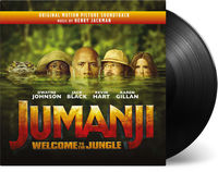 Henry Jackman - Jumanji: Welcome To The Jungle [Limited Edition 2LP Soundtrack]