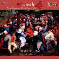 Haydn - Haydn on the Clavichord