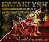 Kataklysm - Prophecy: Epic (The Poetry Of War) (Uk)