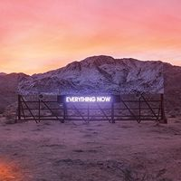 Arcade Fire - Everything Now [Orange Vinyl] - Single