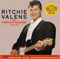 Ritchie Valens - Complete Releases 1958-60