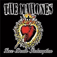Mahones - Love + Death + Redemption (Uk)