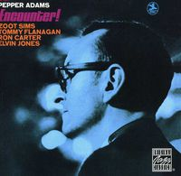 Pepper Adams - Encounter