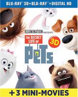 The Secret Life Of Pets [Movie] - The Secret Life Of Pets [3D]