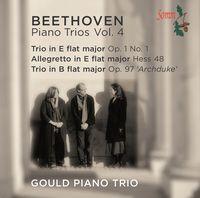 Gould Piano Trio - Piano Trios 4