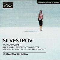 Elisaveta Blumina - Naive Musik / Der Bote / 2 Walzer
