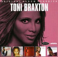 Toni Braxton - Toni Braxton/Secrets/The Heat/Snowflakes/More Than [Import]
