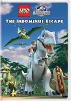 LEGO - Lego Jurassic World: The Indominus Escape
