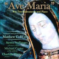 Matthew C. Weiss - Ave Maria For Two Solo Instruments