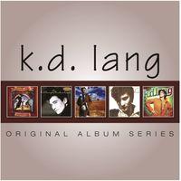 k.d. lang - Original Album Series [Import]