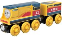 Thomas and Friends Wooden Railway - Fisher Price - Thomas and Friends Wooden Railway: Rebecca