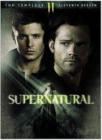 Supernatural [TV Series] - Supernatural: The Complete Eleventh Season
