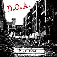 D.O.A. - Fight Back (Colv) (Red) (Can)