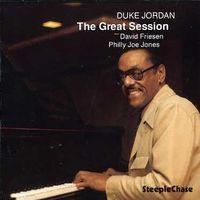 Duke Jordan - Great Session [Import]