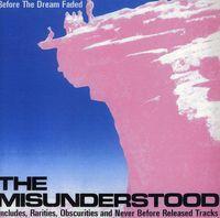 Misunderstood - Before Dream Faded [Import]