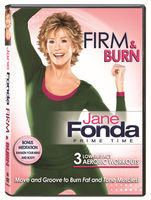 Jane Fonda - Prime Time: Firm and Burn