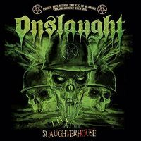 Onslaught - Live At The Slaughterhouse (W/Dvd)