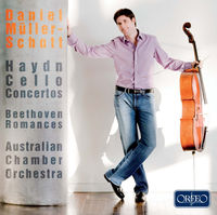 Daniel Muller-Schott - Concertos For Cello & Orchestra
