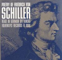 Kinski - Poetry of Friedrich Von Schiller