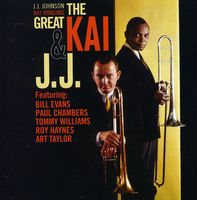 J.J. Johnson and Kai Winding - Great Kai & J.J. [Import]