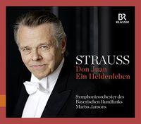 Symphonieorchester Des Bayerischen Rundfunks - Don Juan & Ein Heldenleben