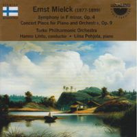 Turku Philharmonic Orchestra - Sym in F minor Op 4 / Concert PC for Pno & Orch #9
