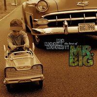 Mr. Big - Big, Bigger, Biggest!