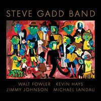 Steve Gadd - Steve Gadd Band [Digipak]