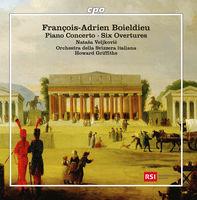 Orchestra Della Svizzera Italiana - Piano Concerto / Six Overtures