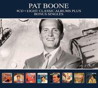Pat Boone - 8 Classic Albums Plus Bonus Singles [Digipak] (Ger)