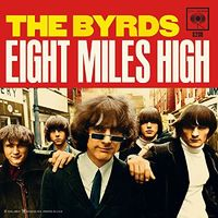 Byrds - Eight Miles High / Why (Blue) [Colored Vinyl]