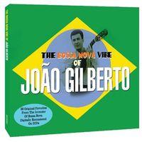 Joao Gilberto - Bossa Nova Vibe Of [Import]