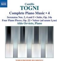 Aldo Orvieto - Complete Piano Music 4