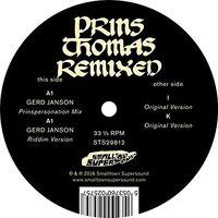 Prins Thomas - Gerd Janson Remixes (Uk)