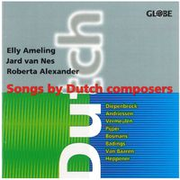 Diepenbrock - Songs By Dutch Composers / Various