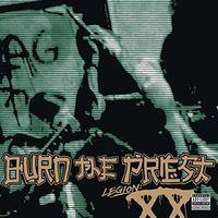 Burn The Priest - Legion: XX [Coke Bottle Color With White And Black Smoke Vinyl LP]