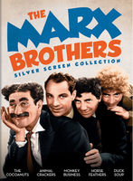 Marx Brothers Silver Screen Collection - Marx Brothers Silver Screen Collection (2pc)
